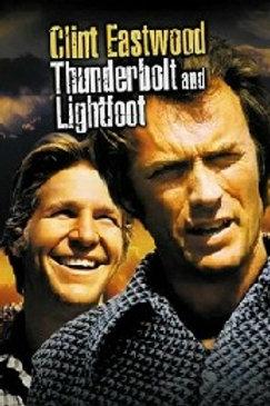 Thunderbot and Lightfoot 1974 DVD