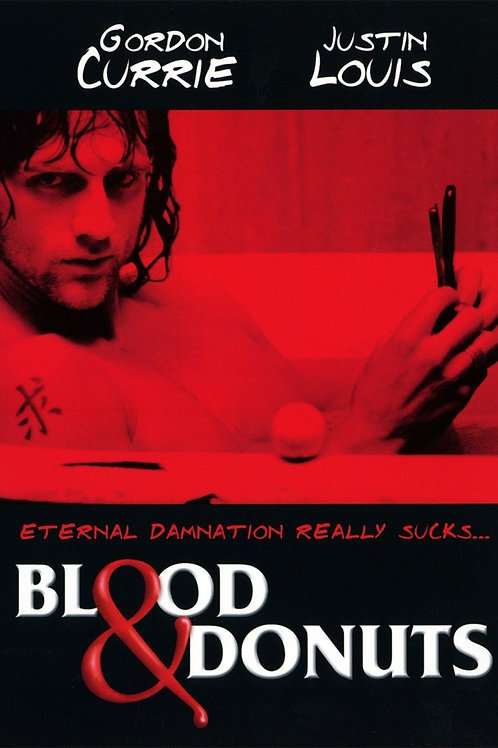 Blood and Donuts DVD