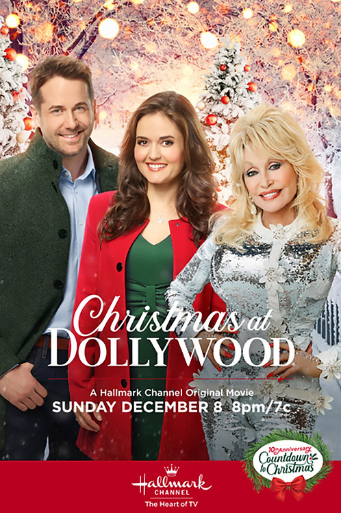 Christmas at Dollywood (2019) DVD