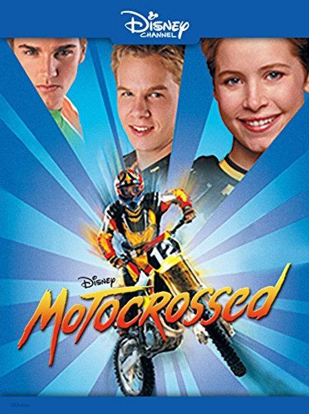 Motocrossed 2001 DVD