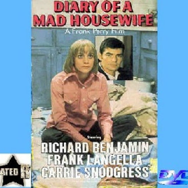 Diary Of A Mad Housewife 1970 DVD