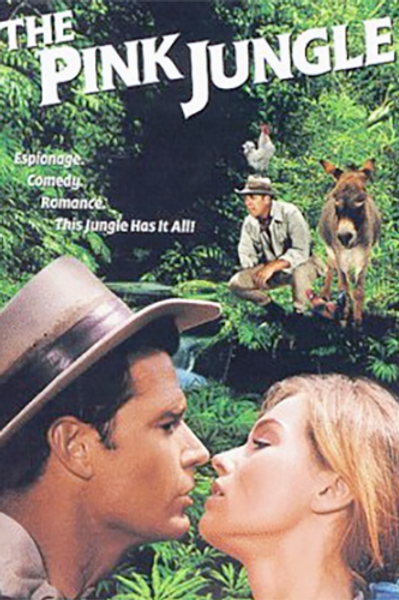 The Pink Jungle (1968) DVD