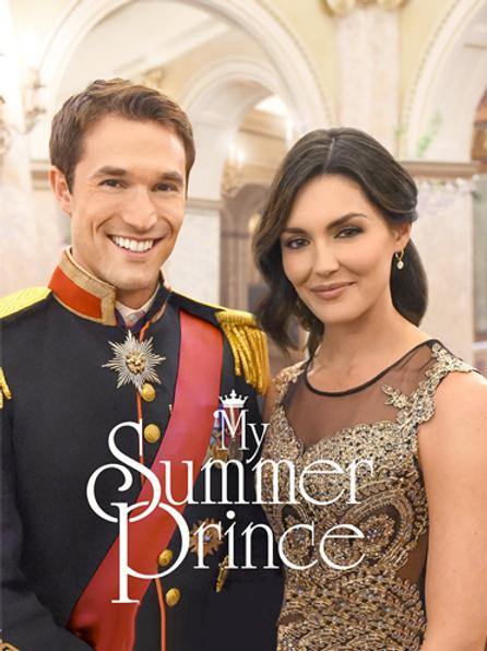 My Summer Prince (2016) DVD