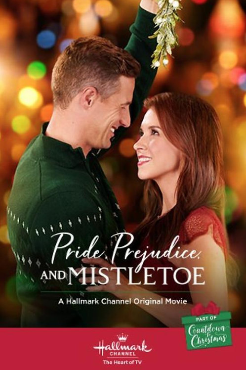 Pride, Prejudice, And Mistletoe 2018 DVD