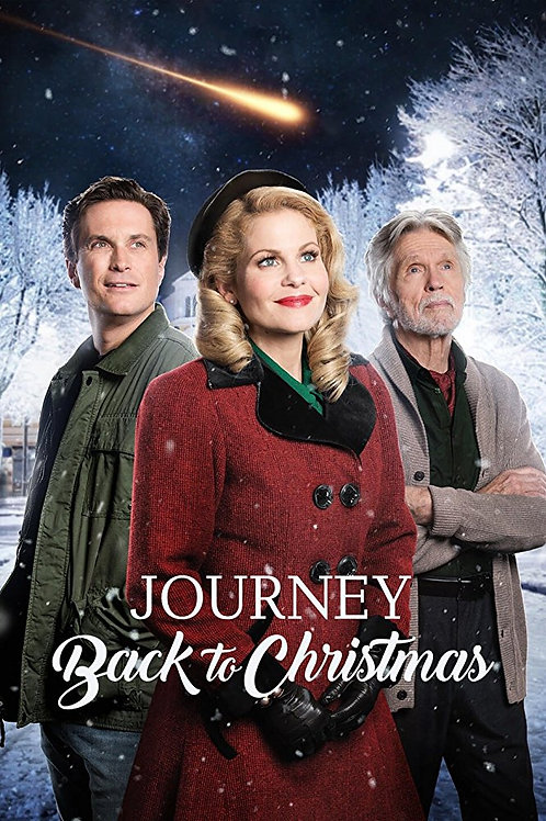 Journey Back To Christmas 2016 DVD