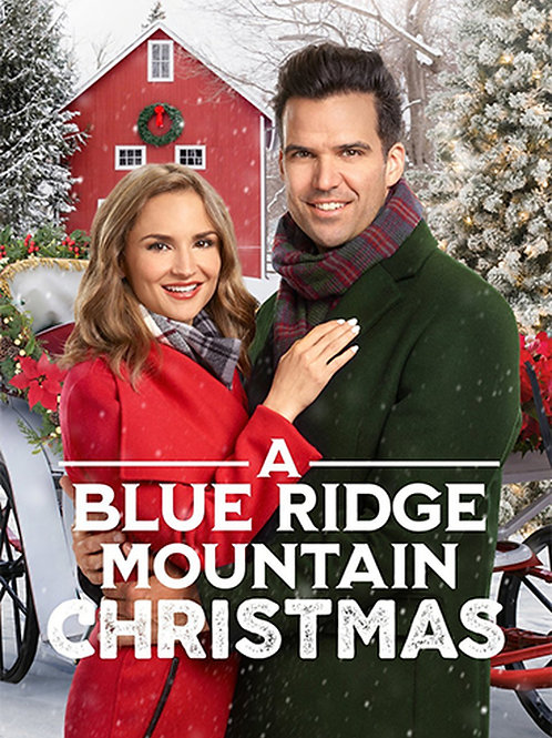 A Blue Ridge Mountain Christmas DVD