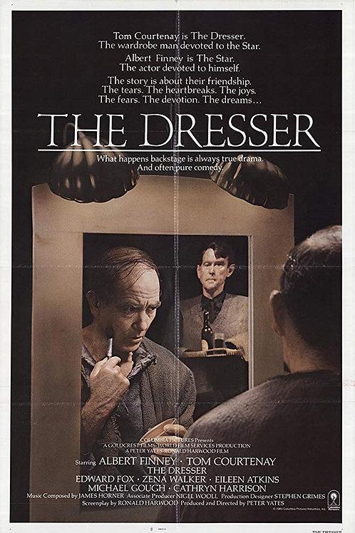 The Dresser 1983 DVD