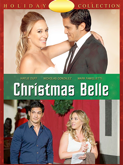 Christmas Belle (2013) DVD