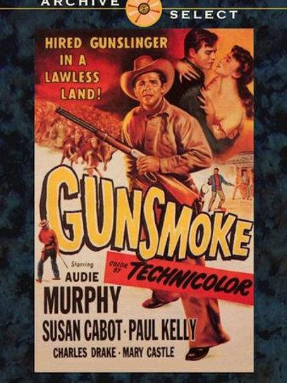 Gunsmoke (1953) DVD