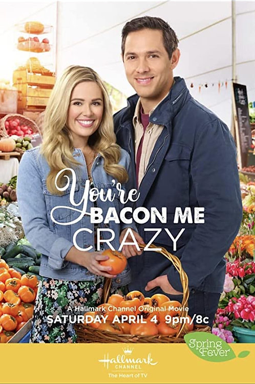 You're Bacon Me Crazy DVD