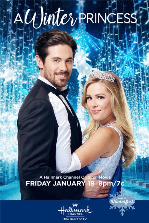 A Winter Princess DVD