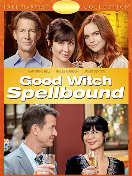 Good Witch Spellbound 2017 DVD