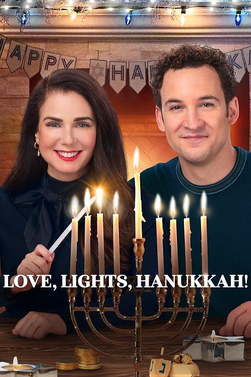 Love, Lights, Hanukkah! DVD