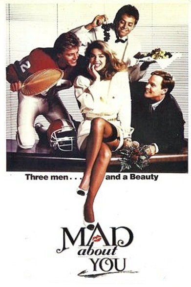 Mad About You 1989 DVD