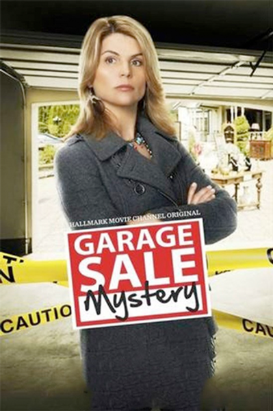 Garage Sale Mystery Complete Collection DVD