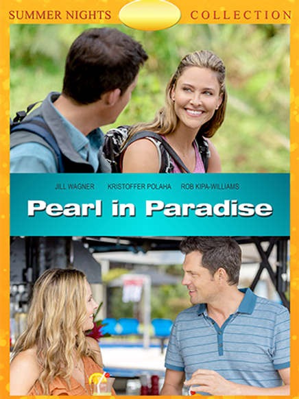 Pearl in Paradise (2018) DVD