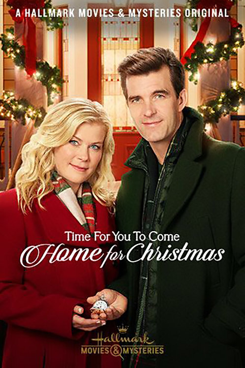 Time For You To Come Home for Christmas DVD