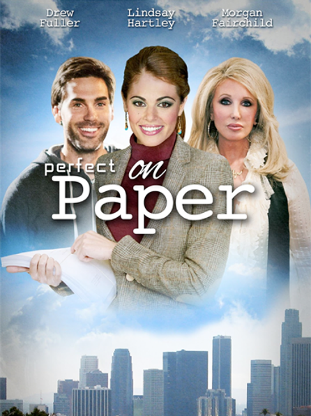 Perfect on Paper (2014) DVD