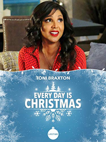 Every Day Is Christmas 2018 DVD