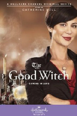 The Good Witch TV Series 2015 Season 1  on 4 DVD's   8 Episodes