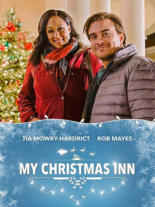 My Christmas Inn 2018 DVD