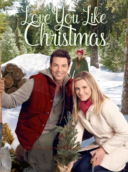 Love You Like Christmas (2016) DVD