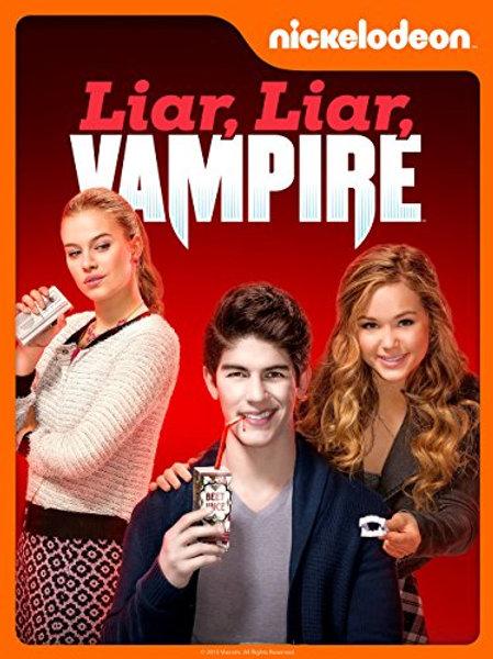 Liar, Liar Vampire 2015 DVD