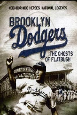 Brooklyn Dodgers Ghosts of Flatbush Documentary DVD