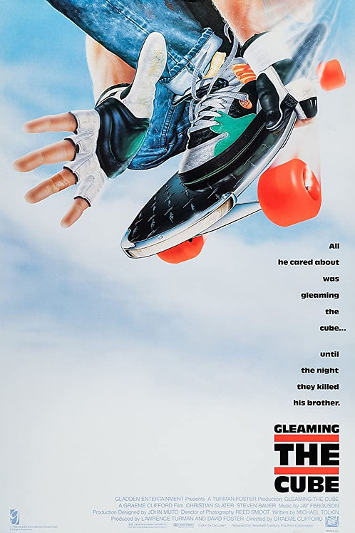 Gleaming The Cube 1989 DVD