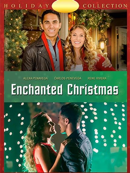 Enchanted Christmas (2017) DVD