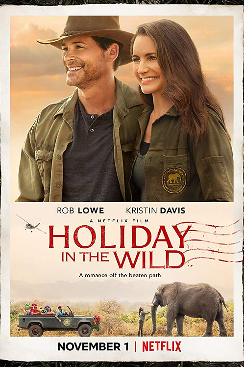 Holiday in the Wild 2019 DVD