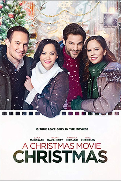 A Christmas Movie Christmas 2019 DVD