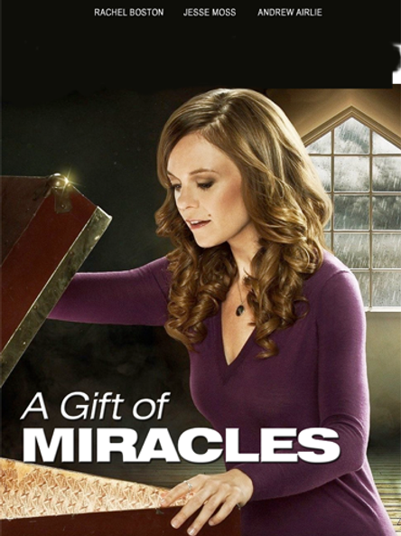 A Gift of Miracles (2015) DVD