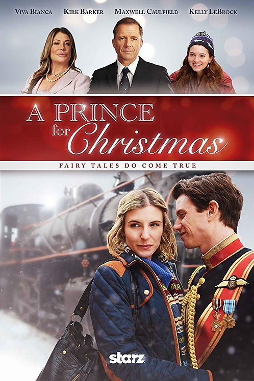 A Prince For Christmas 2015 DVD