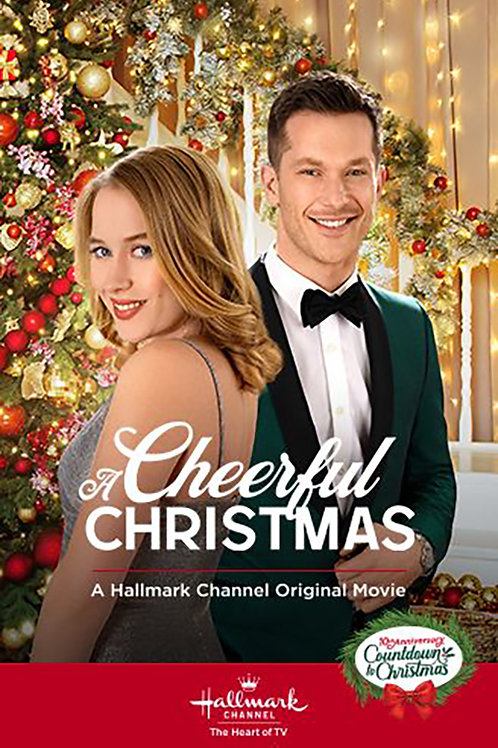 A Cheerful Christmas DVD