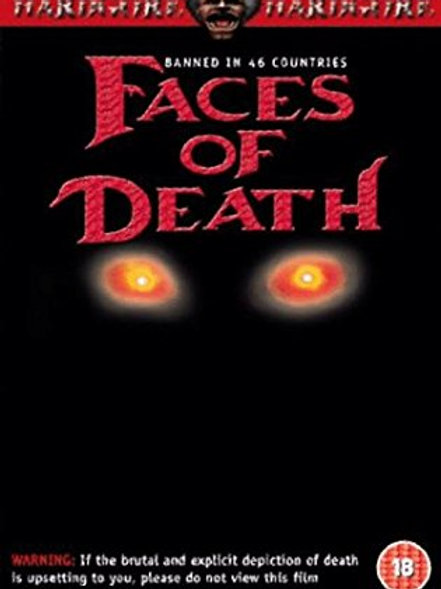 Faces Of Death DVD 1978