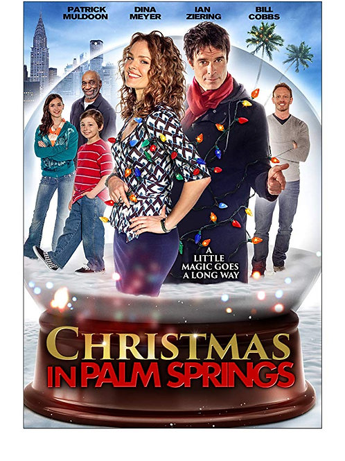 Christmas in Palm Springs 2014 DVD