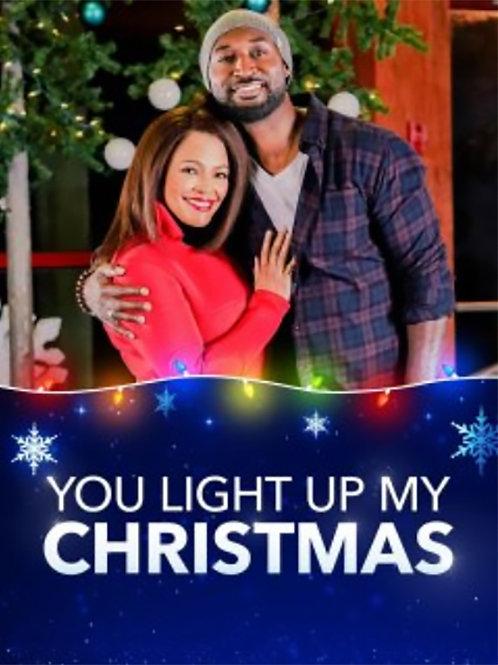 You Light Up My Christmas (2019) DVD