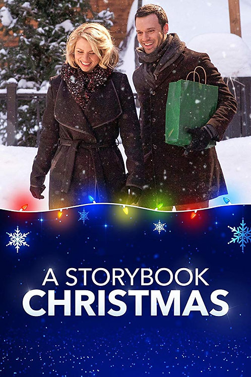 A Storybook Christmas (2019) DVD