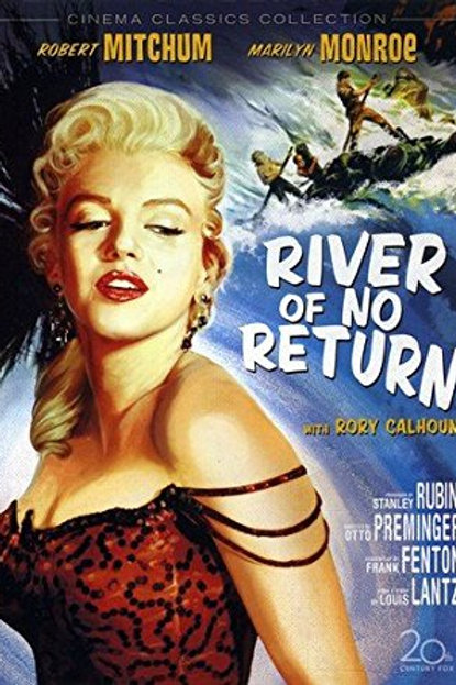 River Of No Return 1954 DVD