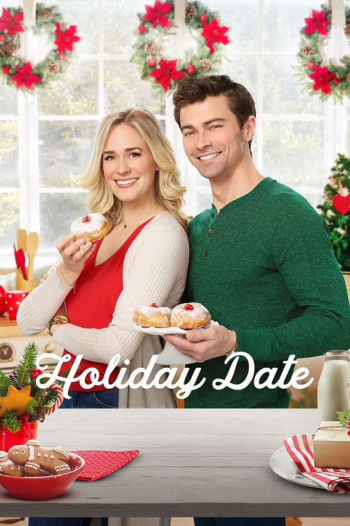Holiday Date DVD