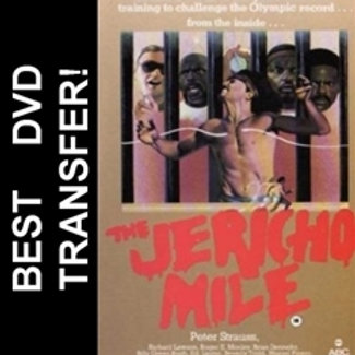 The Jericho Mile DVD 1979  Peter Strauss TV Movie