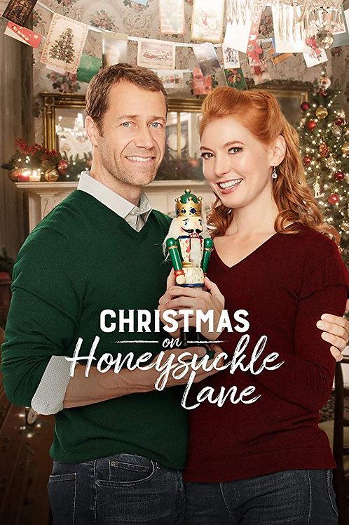 Christmas On Honeysuckle Lane 2018 DVD