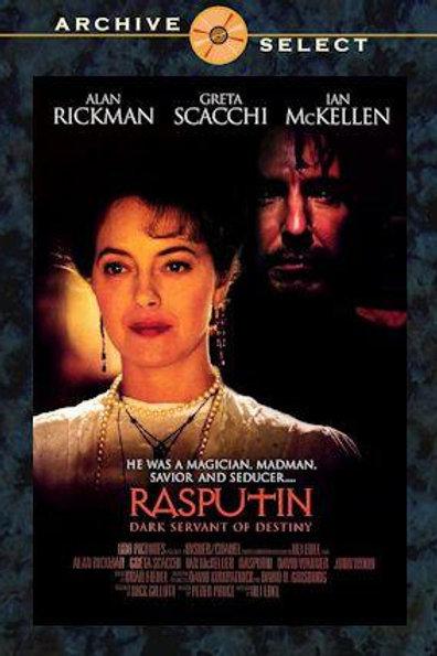 Rasputin: Dark Servant of Destiny (1996) DVD