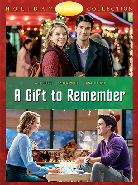 A Gift To Remember 2017 DVD