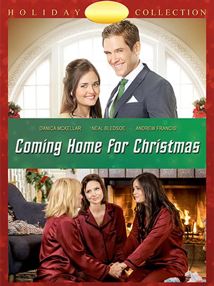 Coming Home For Christmas 2017 DVD