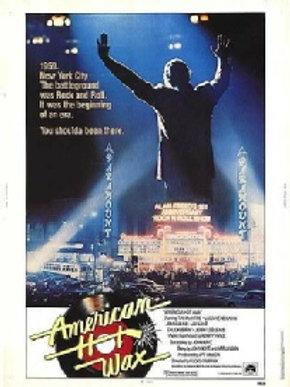 American Hot Wax 1978 DVD