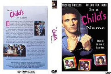 In A Childs Name 1991 DVD