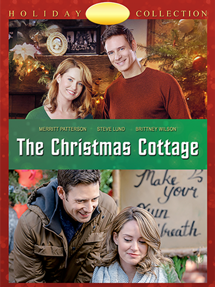 The Christmas Cottage (2017) DVD