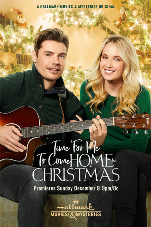 Time For Me To Come Home For Christmas 2018 DVD